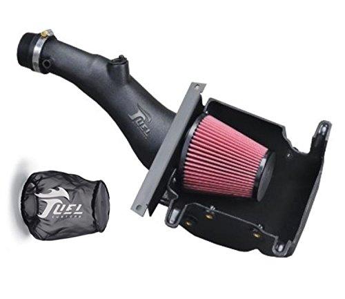 Custom Intake - Fuel Customs Air Filter Intake System Yamaha Raptor 700 Air Box Version 06-14
