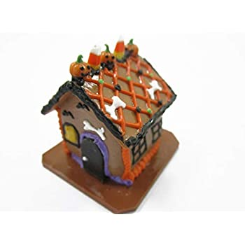 Dollhouse Miniature Halloween Spider Tea Cakes for 1:12 Scale Haunted Doll House