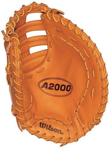 Wilson A2000 Miguel Cabrera Game Model 12 First Base Glove LHT