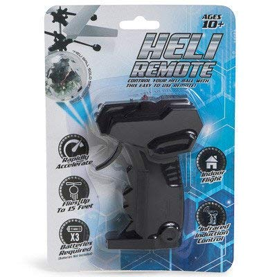 HeLi Ball Remote Control Controller (Helicopter Levitating Spheres Toys) Fits Some Marvel if Stated on Original Package L&B (Ball Control Remote)