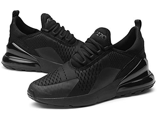 Donna Casual All'aperto Uomo Da 270 Running Nero Sneakers Scarpe 87wYBq