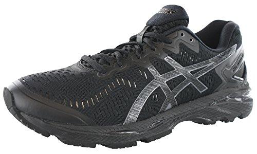 ASICS Men's Gel-Kayano 23 Running Shoe, Black/Onyx/Carbon, 10.5 M US by ASICS