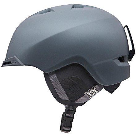 Giro Chapter 2 Snow Helmet (Matte Pewter, Large), Outdoor Stuffs