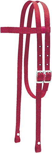 Abetta Nylon Browband Headstall (Nylon Headstall)