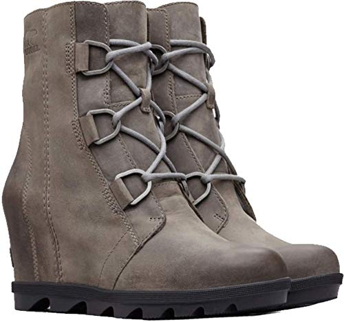Wedge II SOREL Arctic Boots of Women's Joan Brown Camel 6w6ISq7an