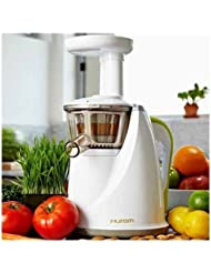 HUROM SLOW JUICER HU 100W WHITE