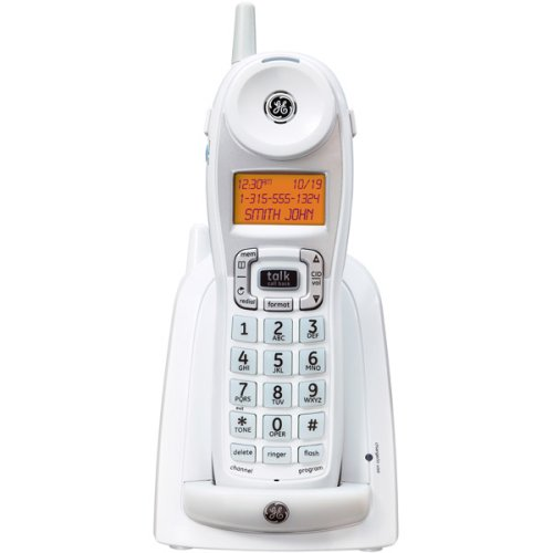 Mule Ringer (GE - Lifestyles Series - Big Button Cordless phone)