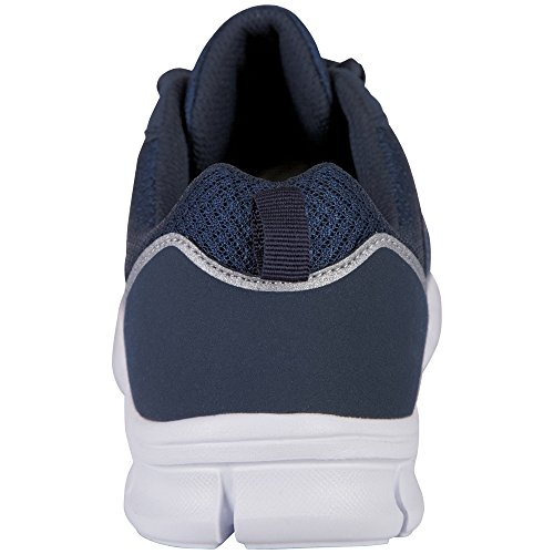 Mixte 6710 Basses Amora Navy White Adulte Kappa Baskets Bleu zqtUUwS