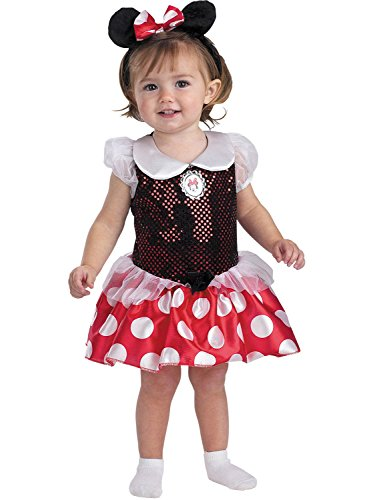Minnie Mouse Infant Costume, Size: 12-18 months -