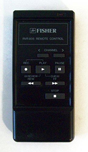 Original FISHER RVR805 VCR Remote