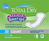 Secure Personal Care Products TotalDry Incontinence Booster Pad - SP1579CS - 120 Each / Case