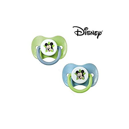 Disney - Kiokids 8907-2 chupetes mickey de tetinas de ...