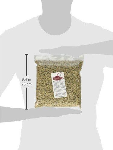 Lavanta Coffee Roasters Kenya AA Plus Green Direct Trade Coffee, 2lb