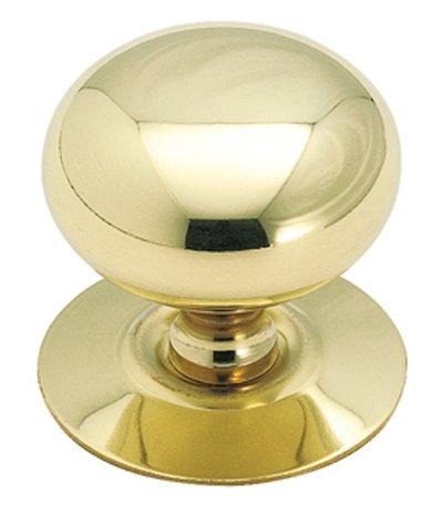 Brass Amerock Backplate (Amerock Solid Brass 1 1/2