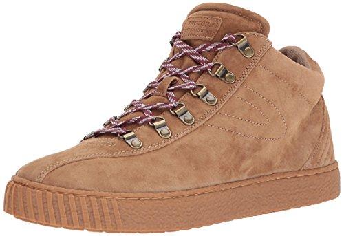 Tretorn Mens Dante3 Sneaker Marrone Chiaro