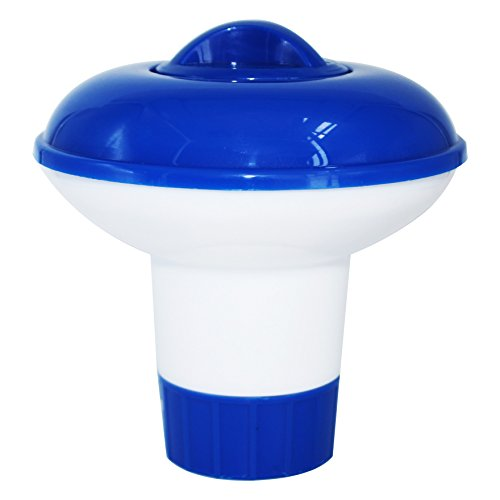 Coopache Mini Chlorine Floater, Floating Chlorine Dispenser for Indoor & Outdoor Swimming Pools or Spa (Mini Floating)