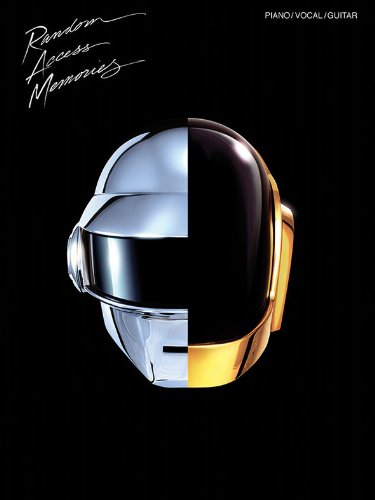 Ramdom access memory : Piano, vocal, guitar | Daft Punk. Compositeur