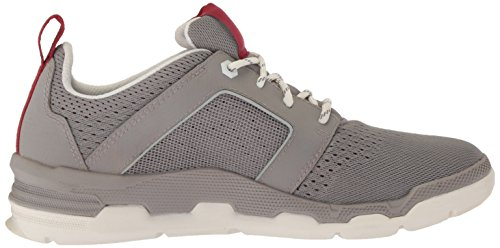 Set Da Uomo In Maglia Argento Sneaker