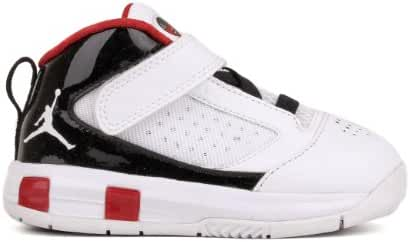 Jordan Kids Fly Wade 2 (TD) White Red Black 487602-101