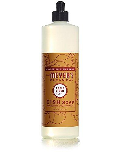 Mrs. Meyers Clean Day Kitchen Basics Set (Apple Cider)