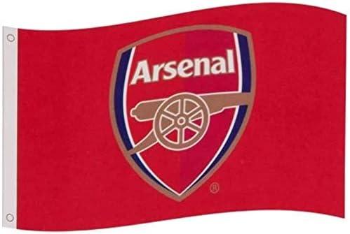 Grand drapeau Arsenal FC FC 1,5 m x 0,9 m