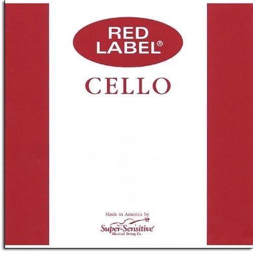 Bulk Super Sensitive Cello Set 4/4 Size Medium