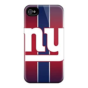 Apple Iphone 5/5s Hard Phone Case Provide Private Custom HD Ny Giants Pattern [cqb9272infc]