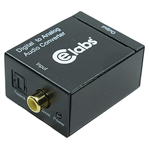 CE LABS DAC102 Digital to Analog Audio Converter by Ce Labs