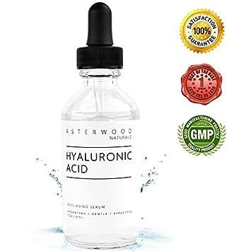 Acido Hialuronico Puridian Puro De Alta Potencia Reduce Manchas Arrugas De La Cara Y Piel.