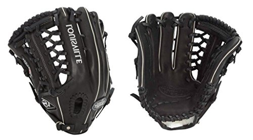 Louisville Slugger Pro Flare Gloves, Black, 13
