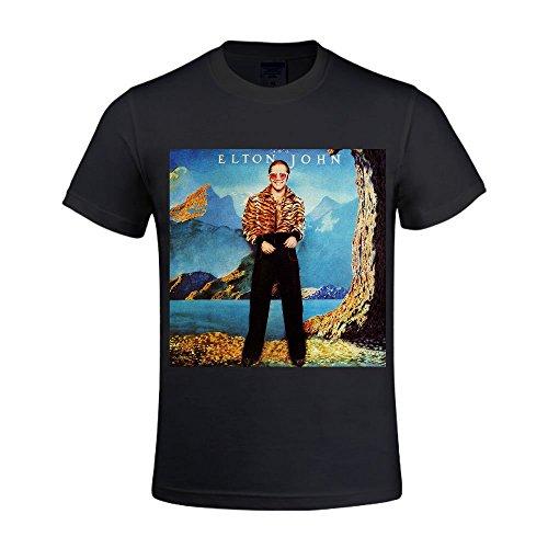 elton-john-caribou-mens-o-neck-classic-t-shirt-black