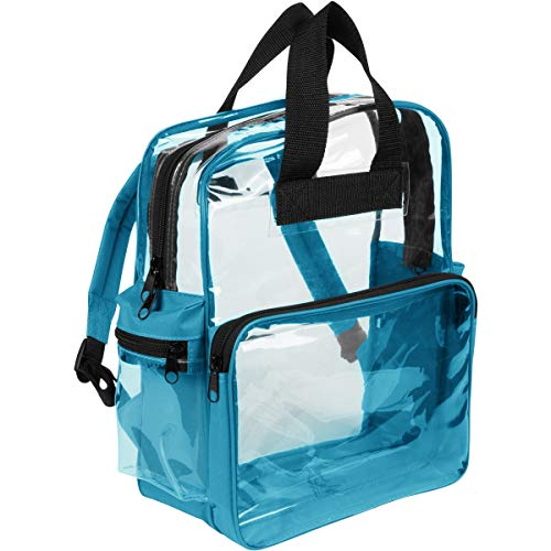 Nufazes Clear Backpack See