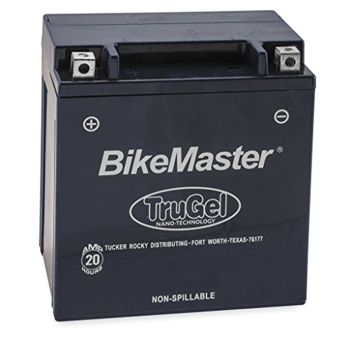 New BikeMaster TruGel Motorcycle Battery - 2008 Ducati Monster 695