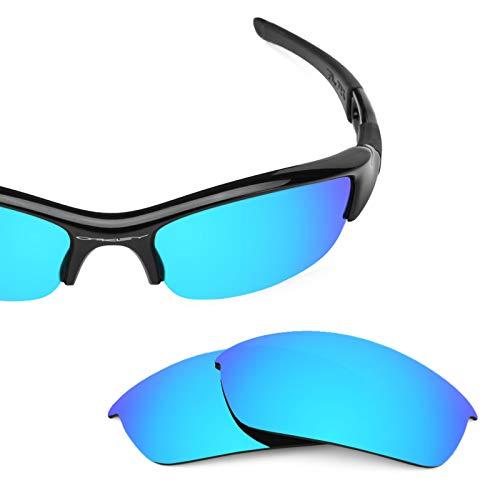 — De Jacket Asian Mirrorshield Hielo Polarizados Fit Lentes Para Azul Oakley Flak Opciones Múltiples Repuesto 8XqqdZS