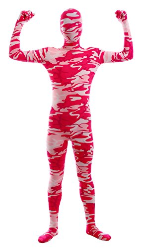 Gaoin Full Body Tights Suit Costumes Lycra Spandex Zentai Bodysuit (Kids Large, Muscle) ()