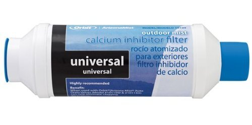 10 Pack - Orbit Misting System Calcium Inhibitor Filter - Keeps Mist Lines Clean by Orbit