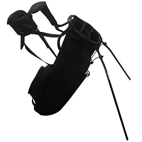 TaylorMade Golf FlexTech Lite Stand Bag, Black