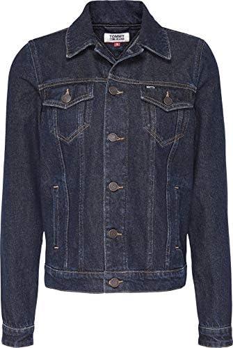 Tommy Jeans Damen Regular Trucker Jacket Svcld Jacke