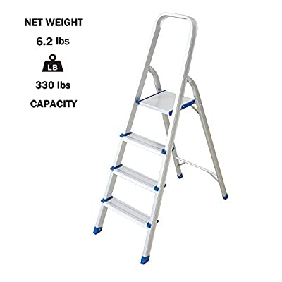 Lucky Tree Ultra light Step Ladders Home Kitchen Stool