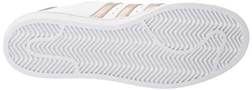 Womens Adidas Colour Trainers Superstar White White Supplier Leather n8daqdScWr