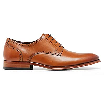Julius Marlow Fade Men's Oxforfds Shoes, Brown, 6 AU