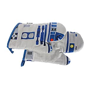 Star Wars R2-D2 Oven Mitts – Set of 2