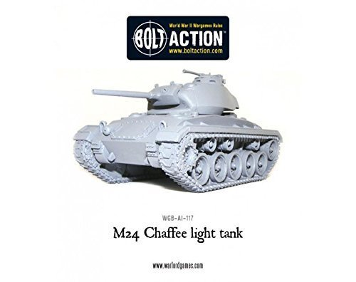 US - - M24 Chaffee - Games Warlord Games - Warlord Bolt Action by Warlord Games [並行輸入品] B017CBDXXU, 柏村:93fe5ad8 --- 2017.goldenesbrett.net