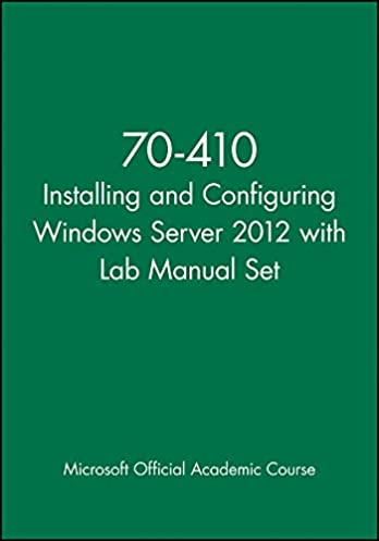 70 410 installing and configuring windows server 2012 with lab rh amazon com