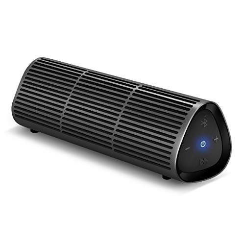 Bluetooth 4.1 Speaker, Portable Wireless Speakers with 12 Hrs Play Time, Enhanced Bass Stereo Sound, Built-in Mic