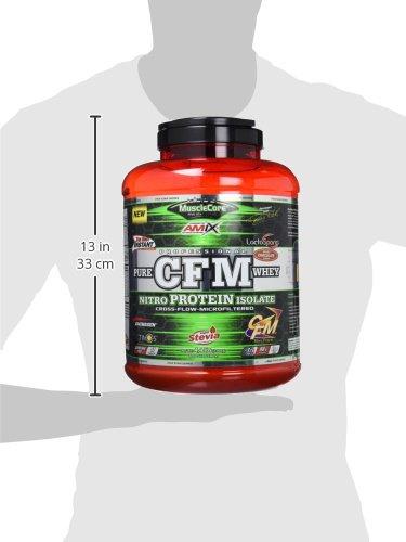 Musclecore CFM Nitro Protein Isolate 2 Kg Platano: Amazon.es: Salud y cuidado personal