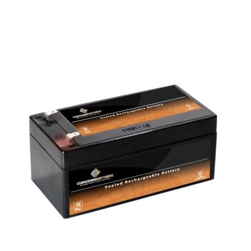 3ah Lead Acid Battery - 12V 3.5AH Sealed Lead Acid (SLA) Battery for BP3.6-12