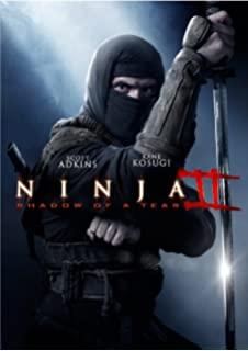 Amazon.com: Ninja Assassin [Italian Edition]: naomie harris ...