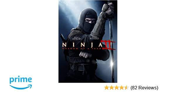 Amazon.com: Ninja II: Scott Adkins, Kane Kosugi, Tim Man ...