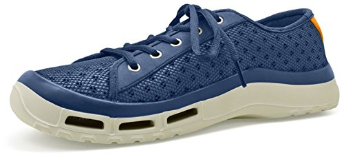 Softscience Heren Sailfin Varen Schoen Blauw